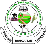 College Of Agriculture & Natural Resources